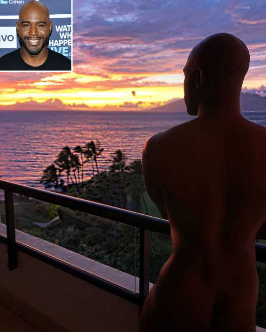 Karamo Brown Strips Down in Naked Instagram Ahead of Dancing with the Stars Debut