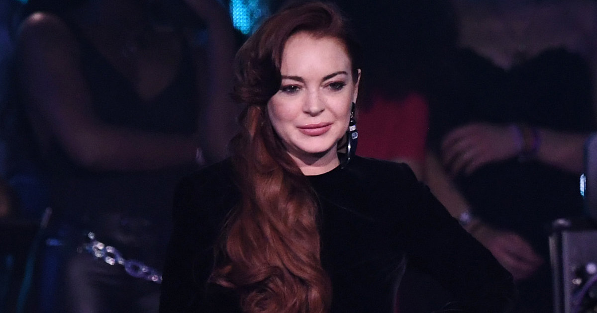 Lindsay Lohan Shocks Fans with Surprise Release of Strange 'Xanax' Music Video