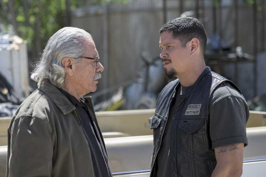 Mayans MC season 2 premiere: Who is the father of Adelita's baby?
