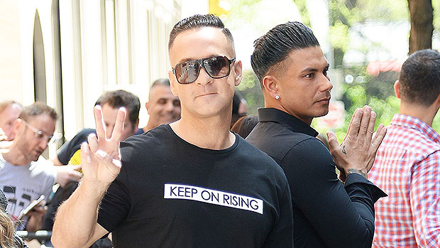Mike 'The Situation' Sorrentino Shows Off 36 Lb. Weight Loss After Leaving Prison — See Before & After Pics