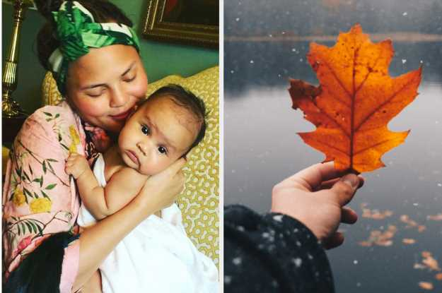 This Fall Color Quiz Will Reveal The Name You'll Give To Your First Child