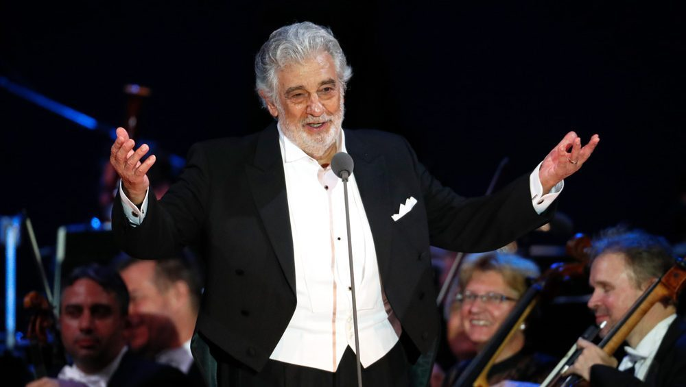 Placido Domingo Concert Feature Opens Low In Wake Of Allegations Of Sexual Misconduct