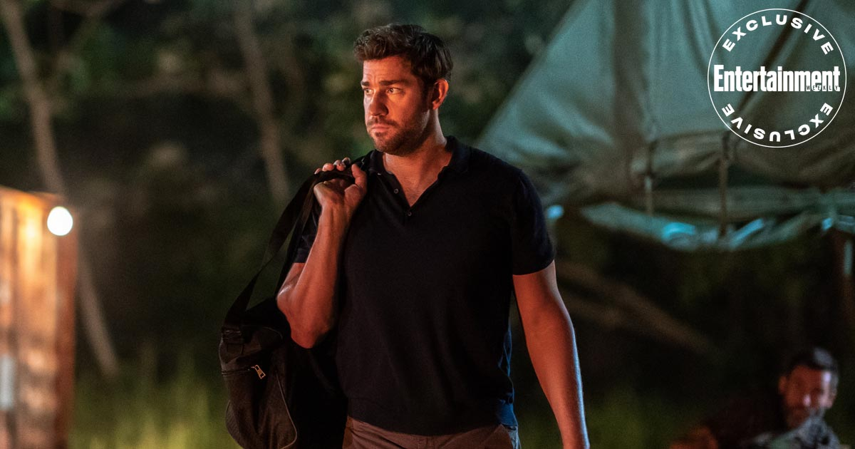 John Krasinski previews Jack Ryan season 2: 'He's a changed man'
