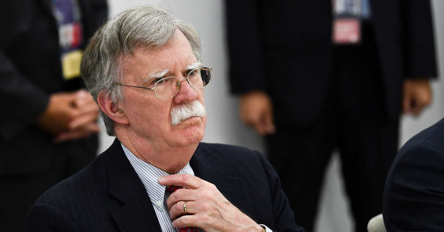 Donald Trump Loves Looking Strong. John Bolton Actually Wanted Him To Act On It.