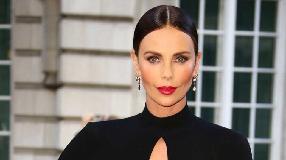 Charlize Theron's 'New Relationship' Is #Goals