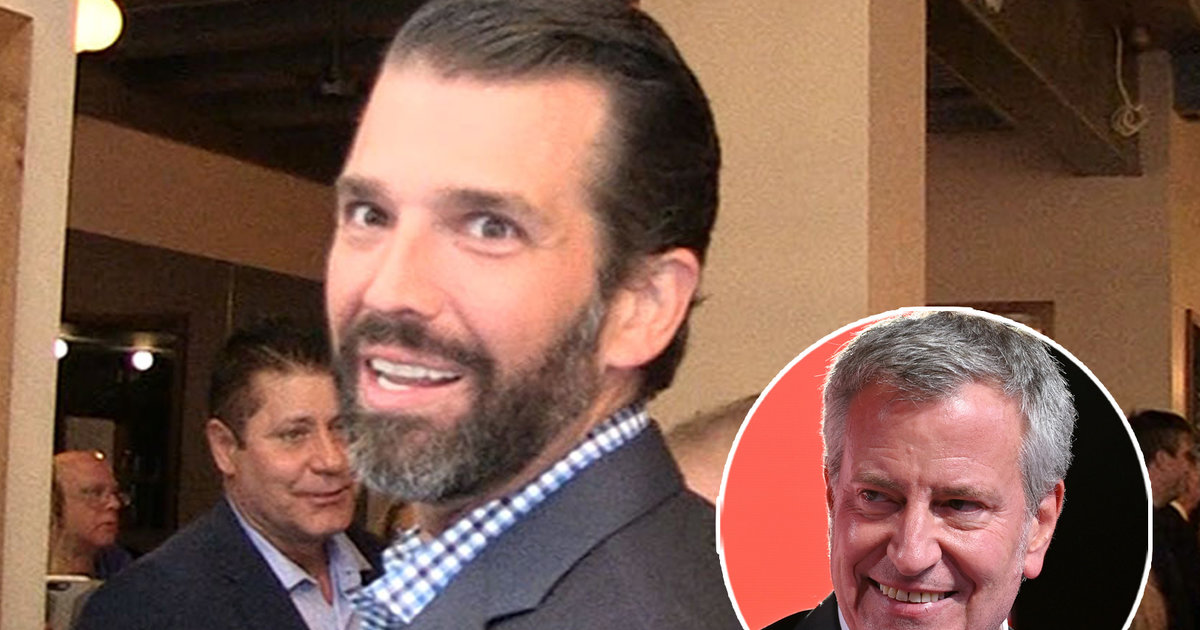 Donald Trump Jr. Will Not Run For Mayor of New York (Exclusive)