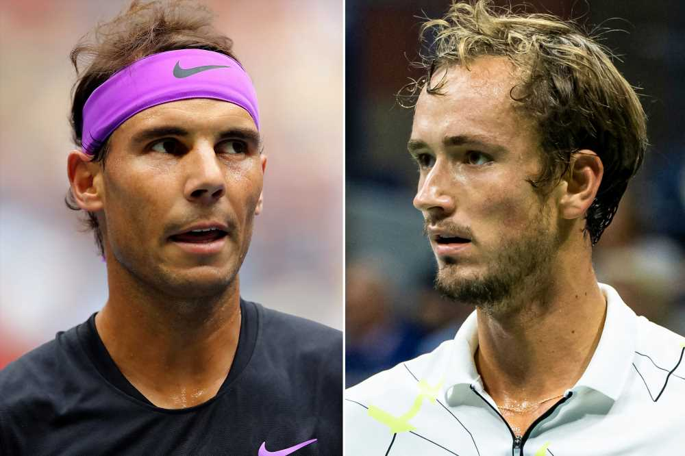 Rafael Nadal Defeats Daniil Medvedev in Five Sets in 2019 U.S. Open Men's Singles Final