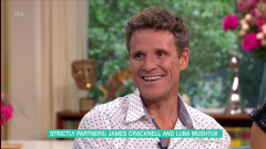 Strictly's James Cracknell reveals he's sweating through TEN hour rehearsals and dreaming of dance steps ahead of this week's tango