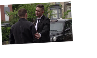 EastEnders fans go wild as soap shares first look at Callum asking Ben out on their official first date