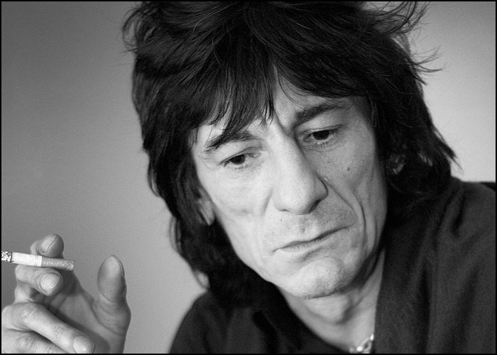 Ronnie Wood Documentary To Premiere At London Film Festival