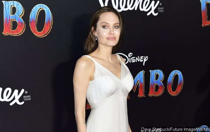Angelina Jolie Credits Her Teenage Children for Helping Her Rediscover Herself