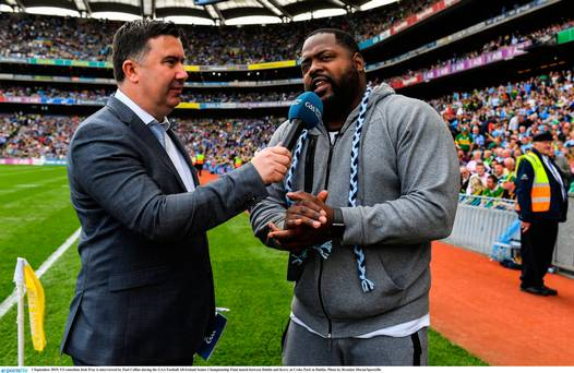 'I'll never leave you – I'm the black Marty' – Josh Pray reassures Irish fans he will return
