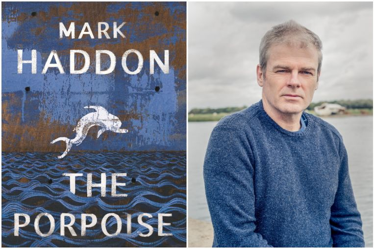Book review: Pirates, plague and princesses in Mark Haddon's marvellous novel The Porpoise