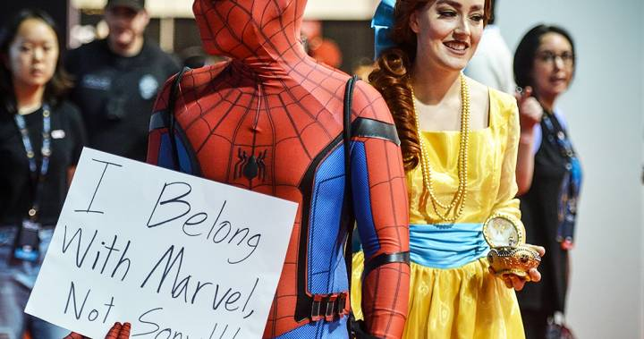 Sony Pictures shuts down idea 'Spider-Man' returning to Marvel universe — at least for now