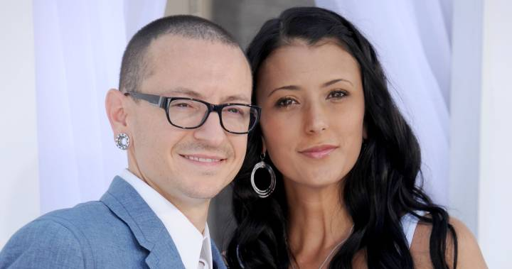 Chester Bennington's widow engaged 2 years after singer's death