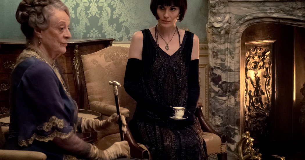 'Downton Abbey' Movie Tops the Box Office
