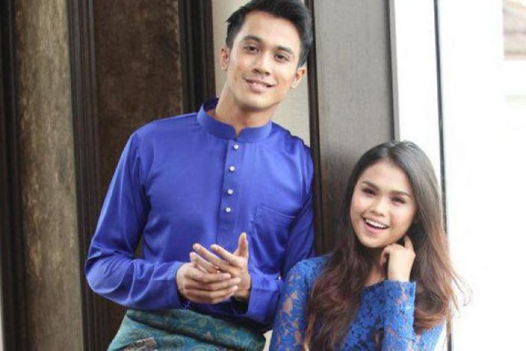 Actress Bella Astillah scolded for being friendly with S'pore singer Aliff Aziz after their divorce
