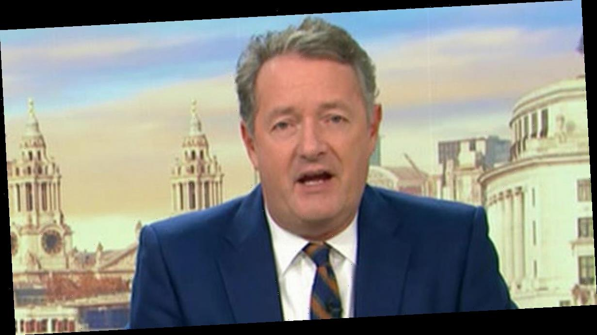 Piers Morgan brands David Williams 'poisonous and cowardly' in epic Twitter row