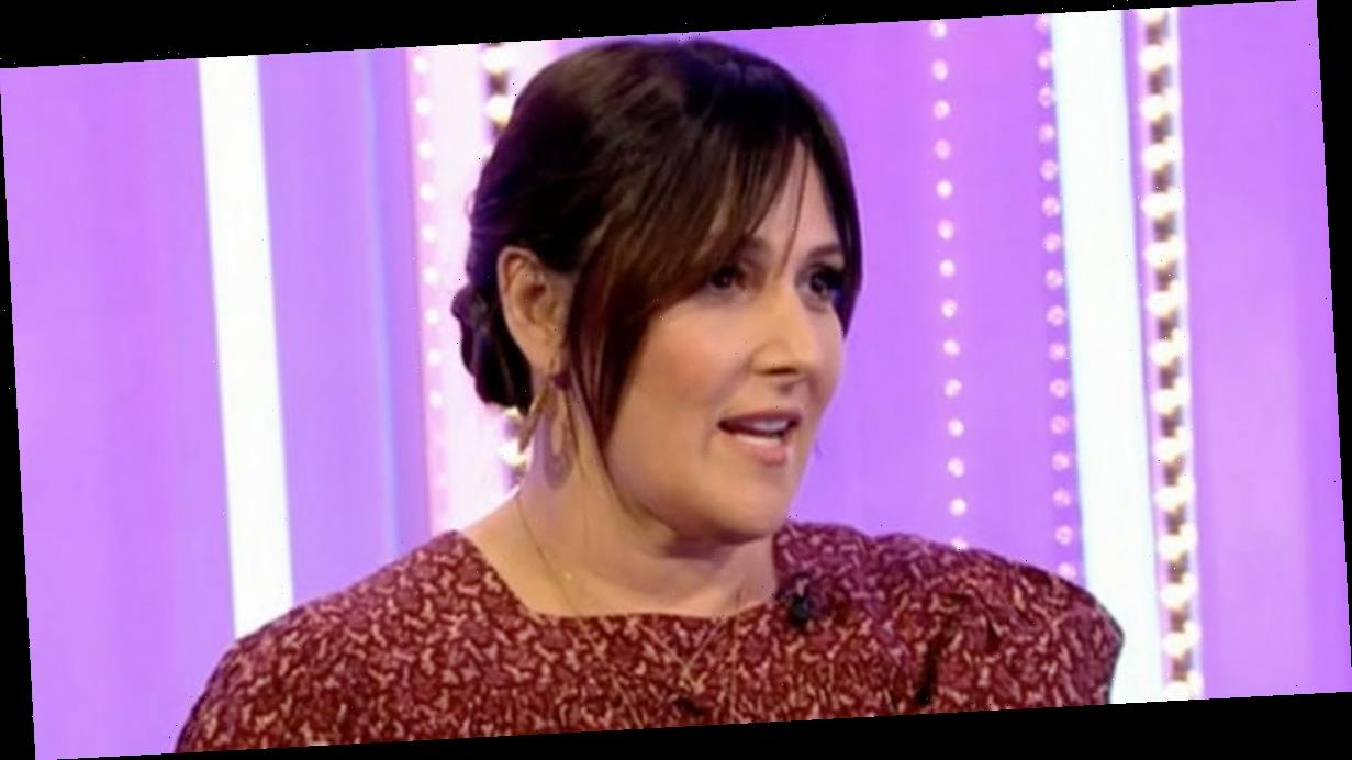 Ricki Lake shows off weight loss ahead of X Factor live shows