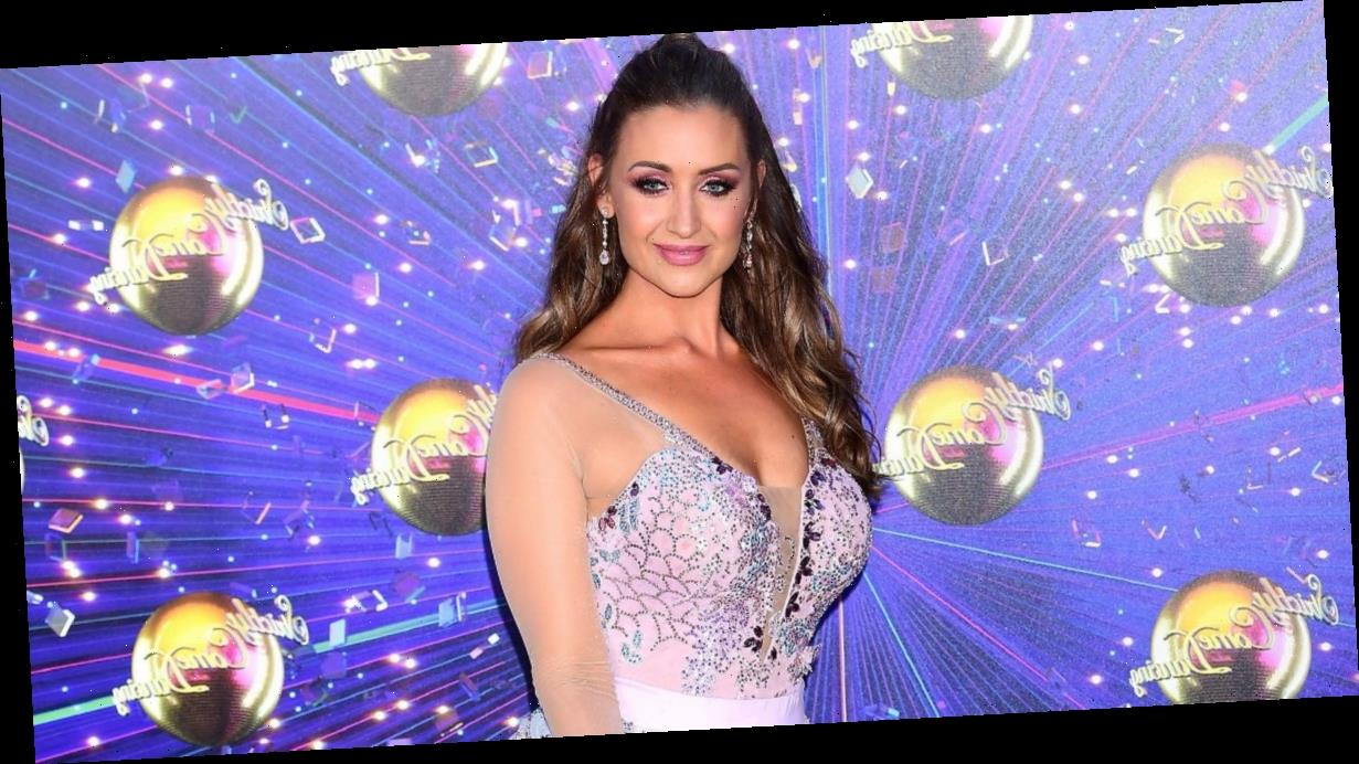 Catherine Tyldesley lashes out at judges after surprise Strictly exit