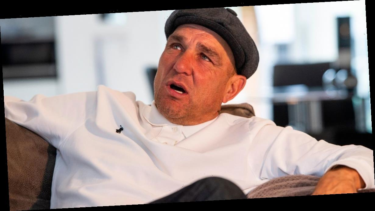 Vinnie Jones' X Factor: Celebrity performance 'depicts love and marriage'
