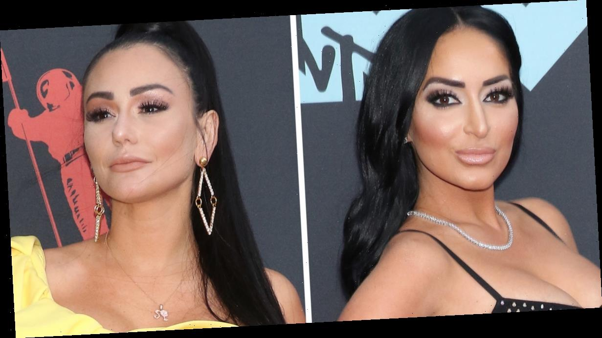 Angelina Pivarnick's Bridal Shower — See Which Jersey Shore Co-Star Attended Amid JWoww Feud