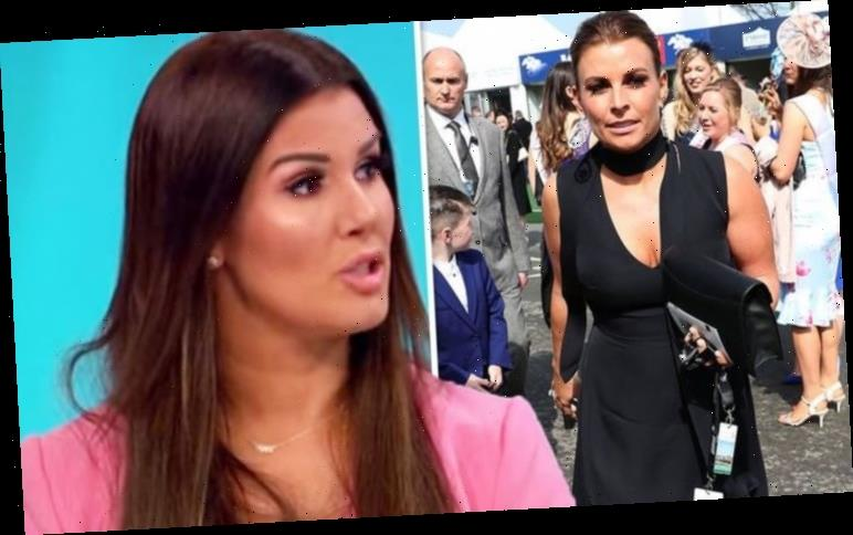 Rebekah Vardy: 'I feel sorry for her' Star makes surprising admission about Coleen Rooney