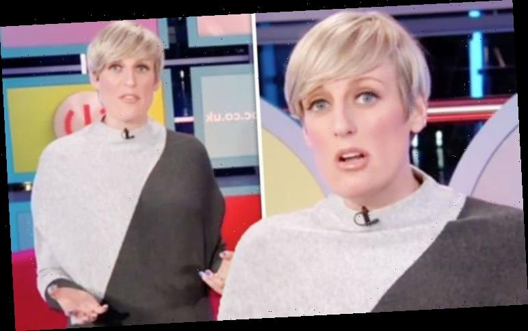 Steph McGovern: 'Almost knocked me off my feet!' Pregnant Watchdog star slams cyclist