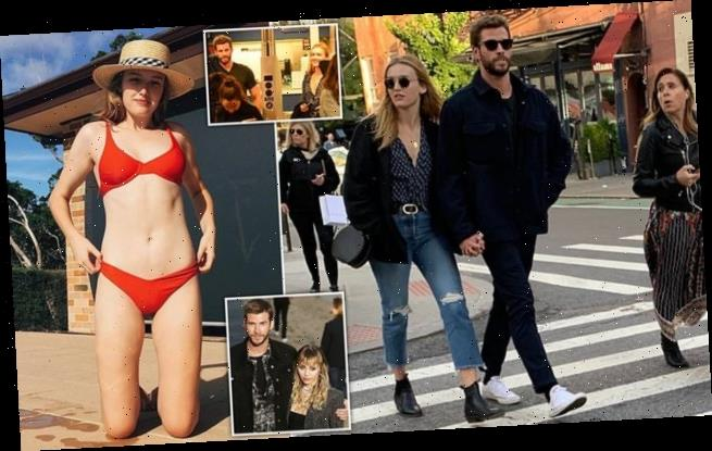 PICTURED: Liam Hemsworth goes public with Dynasty star Maddison Brown