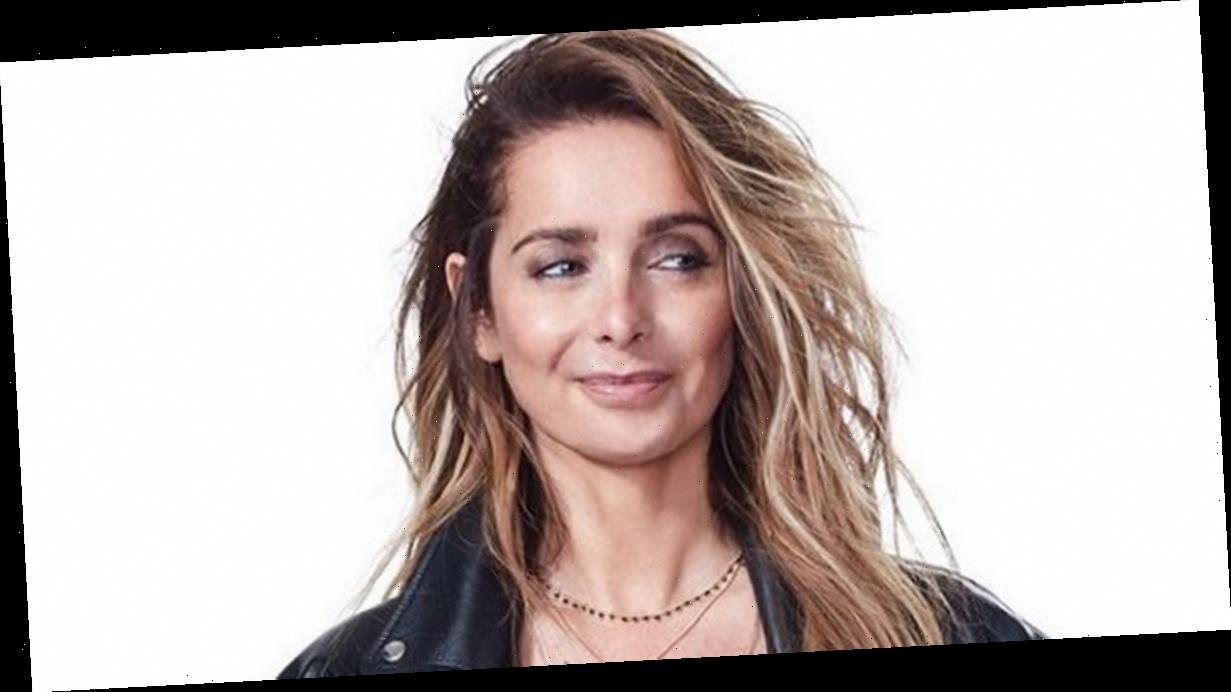 Louise Redknapp flashes bra as she turns pin-up to promote 2020 calendar