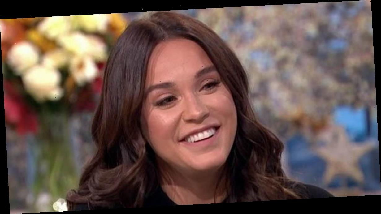 Vicky Pattison makes proposal confession live on This Morning