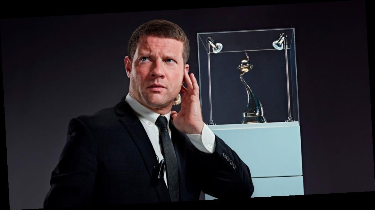 "Dermot O'Leary jokes that the X-Factor is the ""same s**t, different year"""
