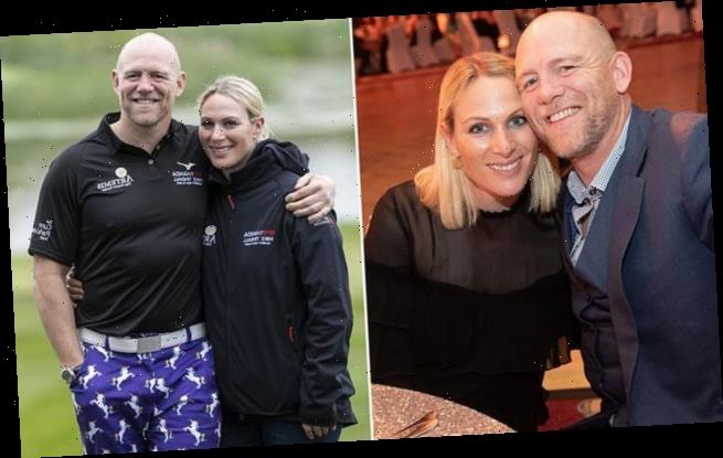 Mike Tindall reveals his unexpected nickname for wife Zara