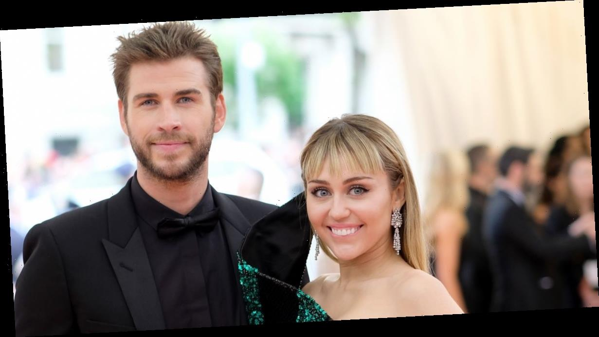 Liam Hemsworth spotted holding hands with new 'Miley Cyrus lookalike girlfriend'