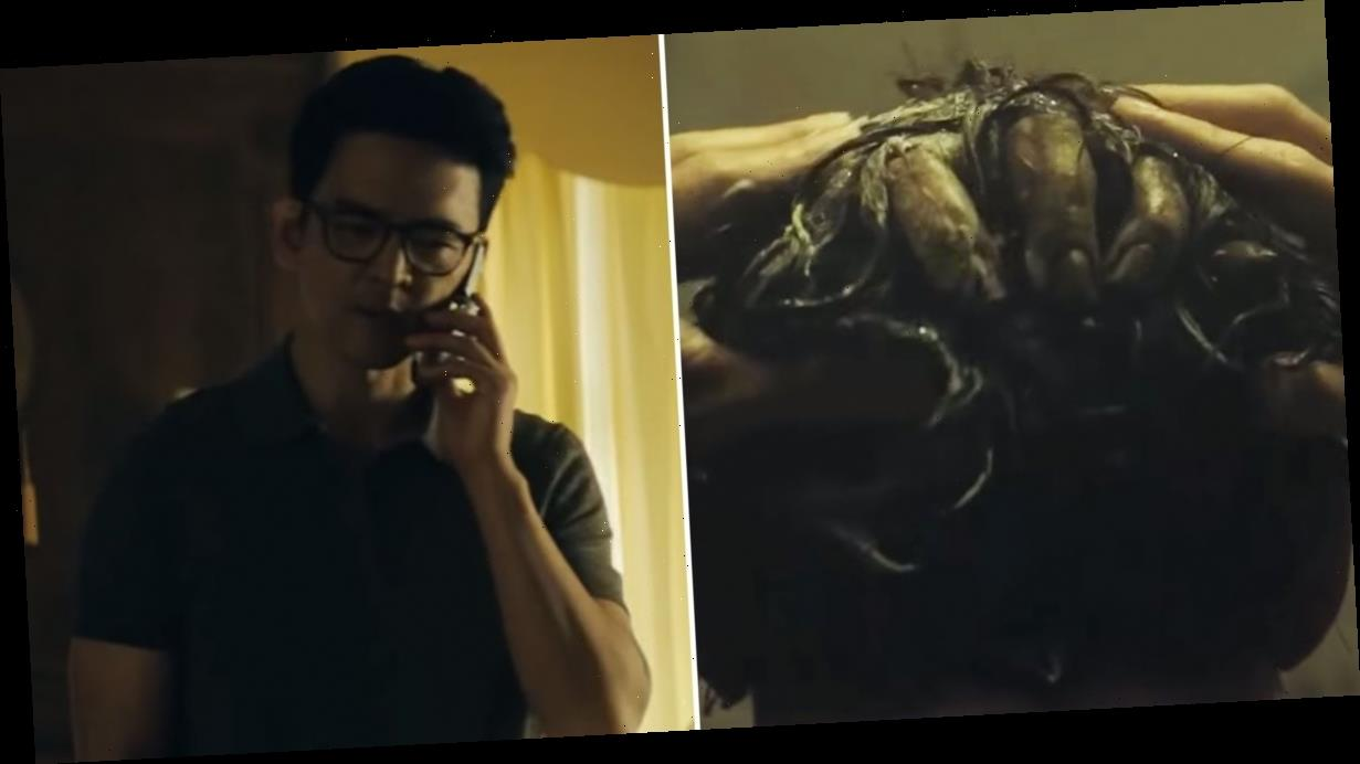 John Cho Fights a Terrifying Curse in the Trailer For the R-Rated Grudge Reboot