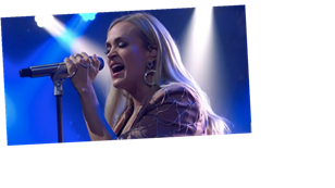 """Pardon Me While I Weep Over Carrie Underwood's Truly Stunning Performance of """"Low"""""""