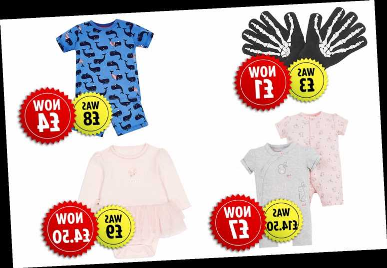 Mothercare launches HUGE sale with prices starting from £1 and everything buy one get one half price