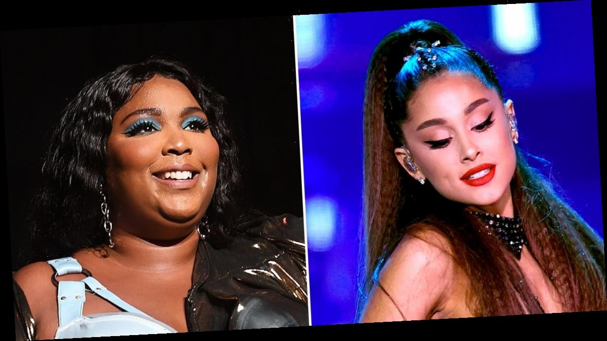 Ariana Grande Hops On Empowering Remix of Lizzo's 'Good as Hell'