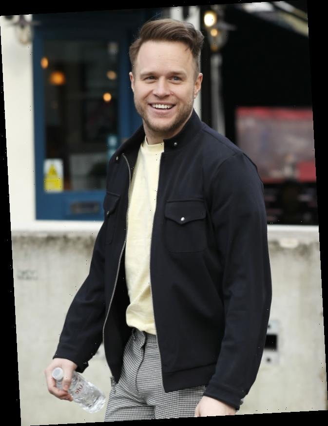 Olly Murs reveals big hair transformation as he goes bleach blonde