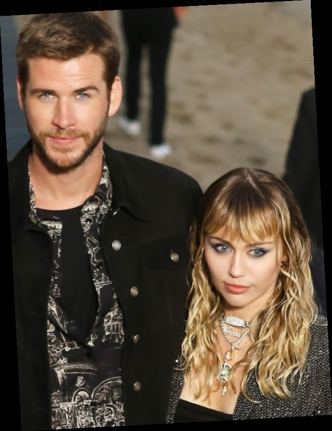 Miley Cyrus hints Liam Hemsworth 'ghosted' her after their split
