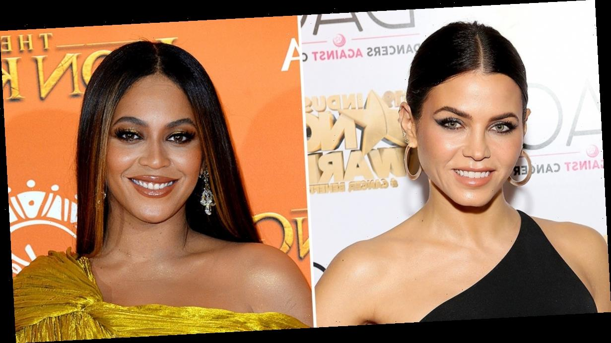 Watch Jenna Dewan Imitate and Critique Beyonce's Original Walk