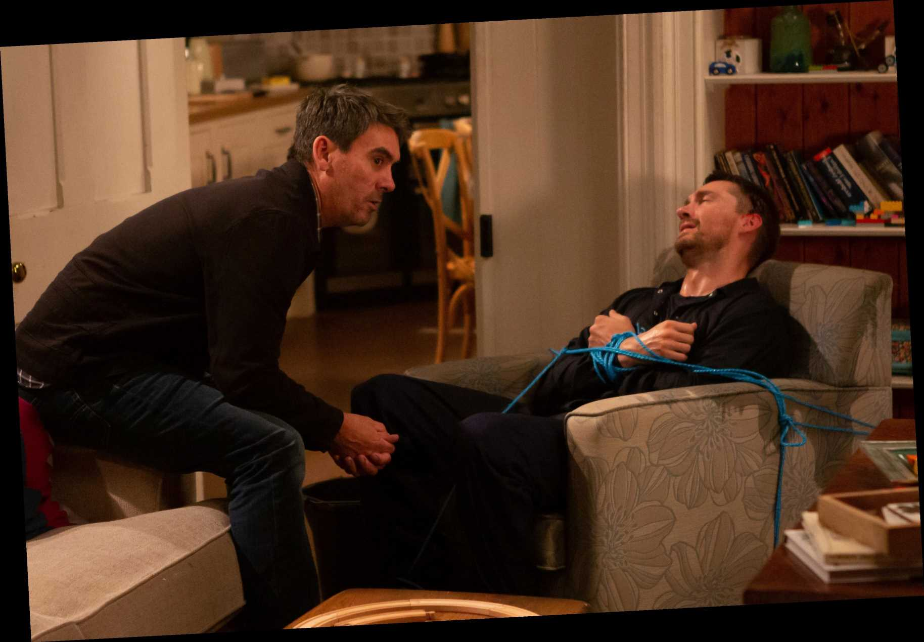 Emmerdale spoilers: Cain tortures Pete into revealing Moira and Nate's affair