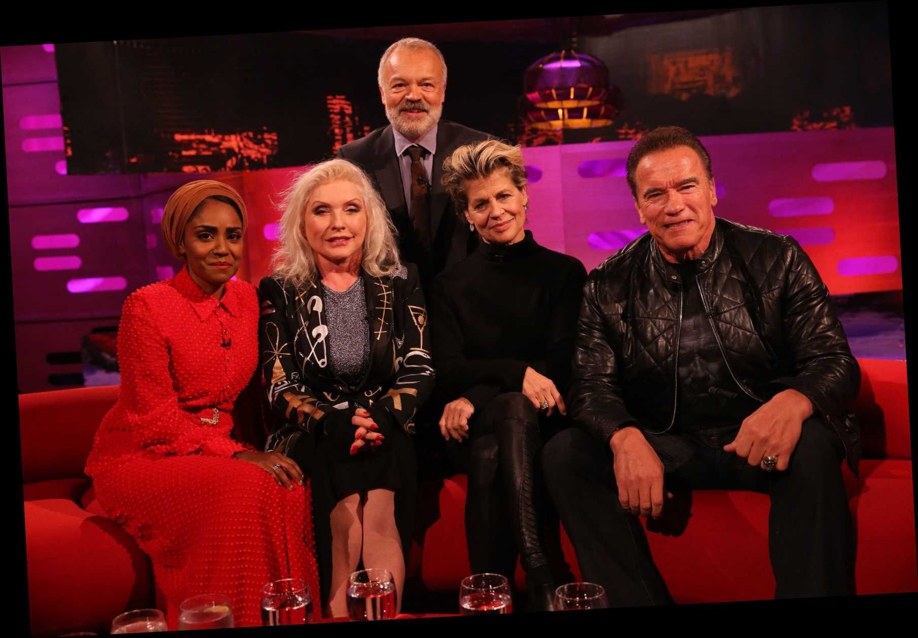 Who is on The Graham Norton Show tonight? All the guests for the BBC show revealed