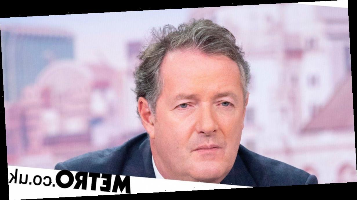 Piers Morgan will debate whether he should be fired from Good Morning Britain