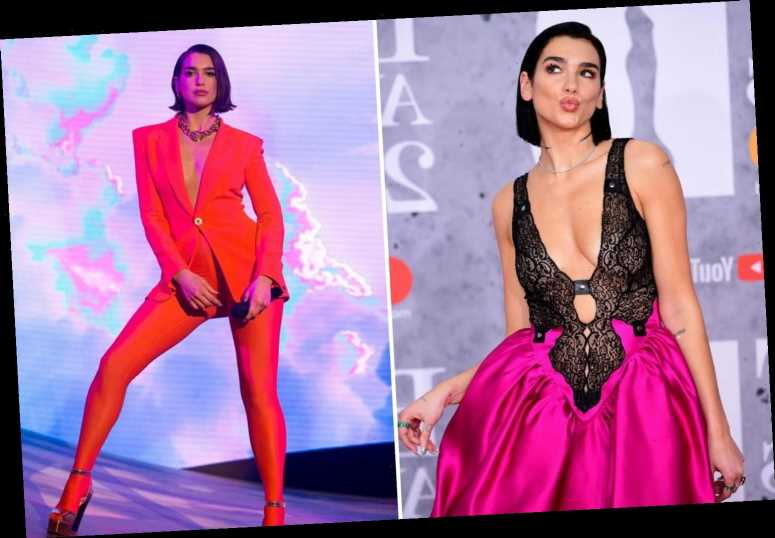Dua Lipa pocketed £9MILLION in 2018 thanks to sell-out tour, hit singles and brand deals with Jaguar and Adidas – The Sun