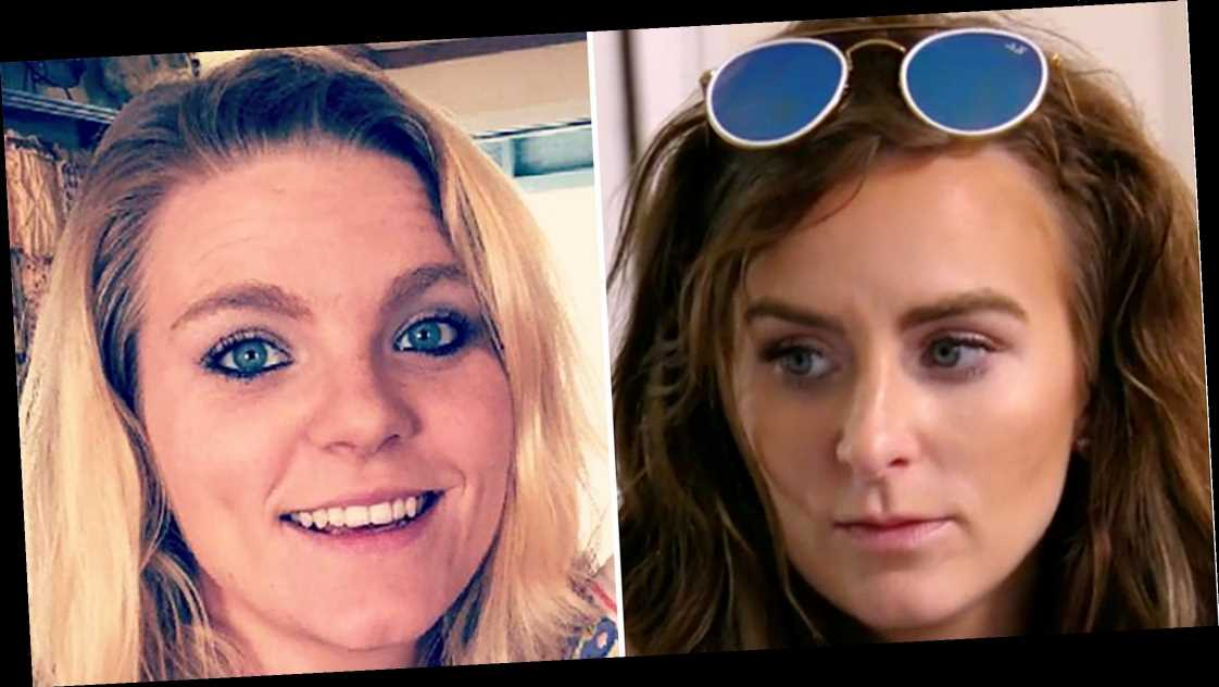 Leah Messer's Sister Worries About Health of Unborn Baby After Miscarriage