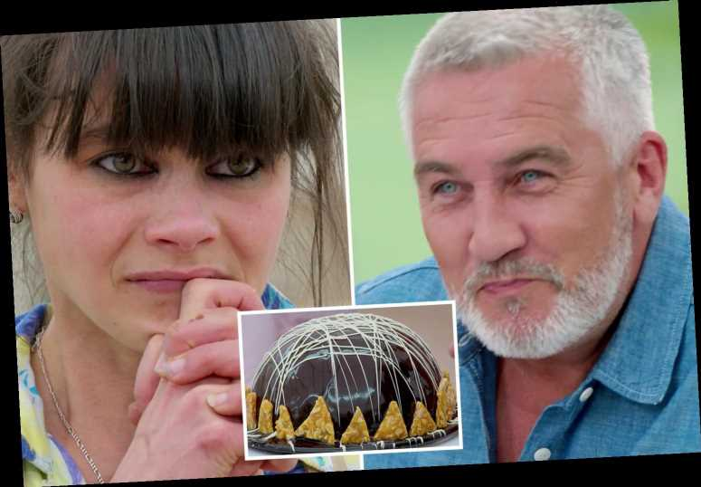 Bake Off fans fuming that Steph didn't get a Paul Hollywood handshake – despite winning Star Baker for the third week in a row