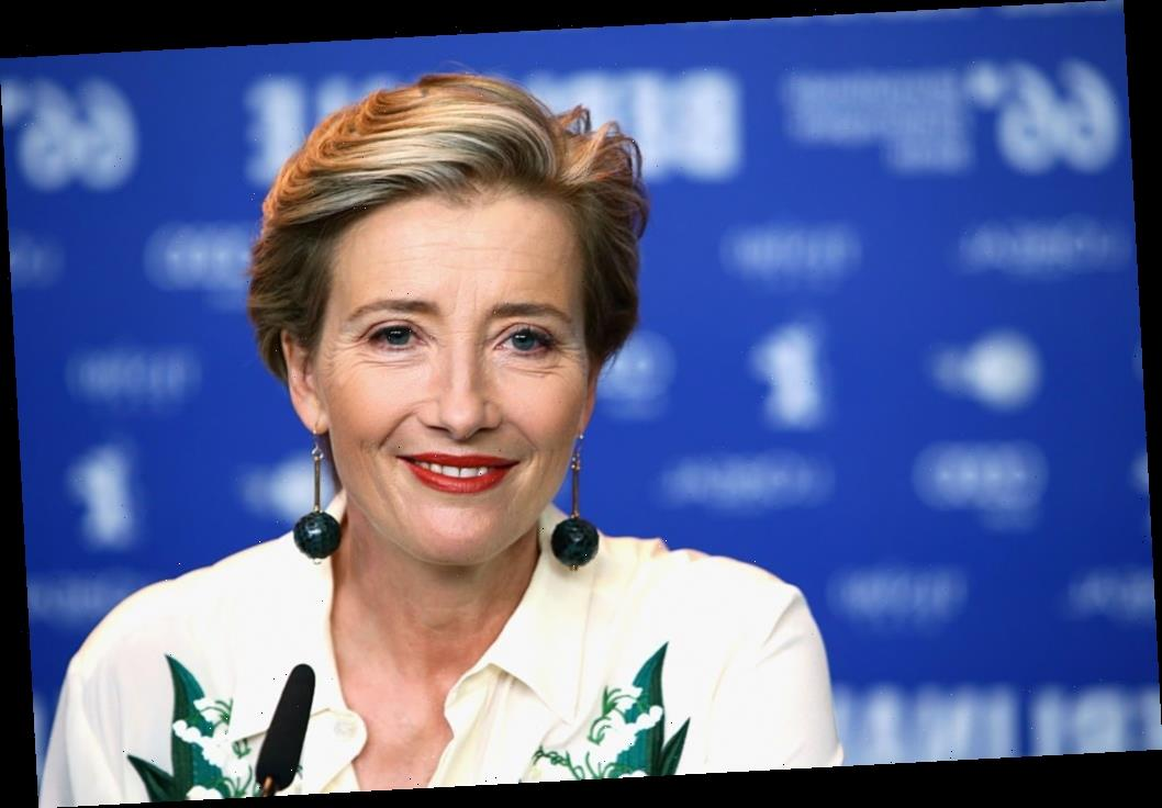 Emma Thompson's 'Midlife Crisis' Proves It's Totally Normal to Have No Idea What You're Doing