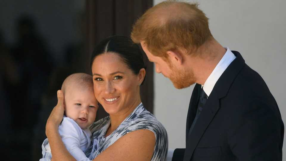 Prince Harry & Meghan Markle Are Taking Time Off for the Holidays