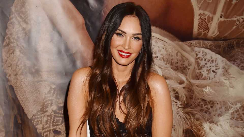 Megan Fox Can't Get Everyone on the Same Page for Family Photos
